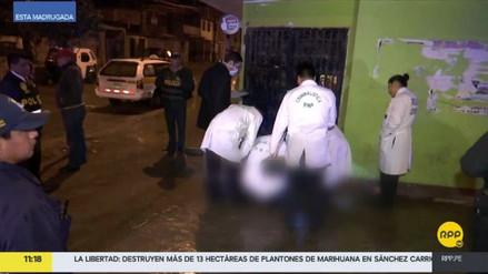 Hallan el cadáver de un hombre en una cantina de Villa El Salvador