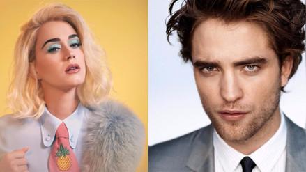 Crecen rumores sobre romance entre Katy Perry y Robert Pattinson