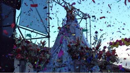 Cientos de danzantes participan en fiesta de Huamachuco