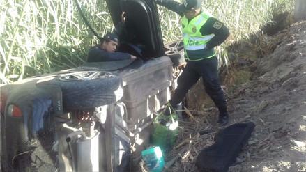 Accidente de tránsito dejó un muerto en la Panamericana Sur