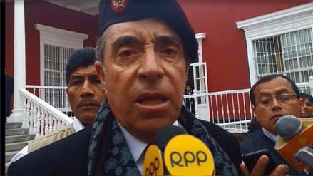 Congresista Edwin Donayre protagonizó inconveniente en Tacna