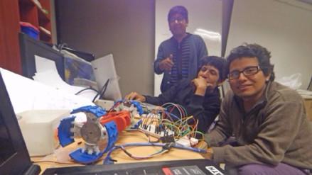 Estudiantes peruanos crearán un cohete que busca controlar el clima