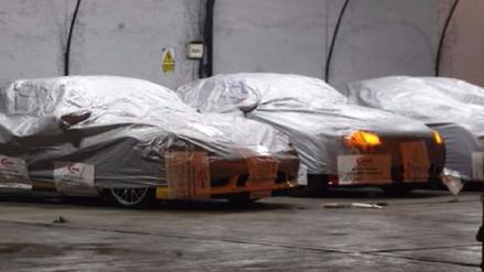 Subastarán lujosos autos de 'Peter Ferrari' y Gerald Oropeza