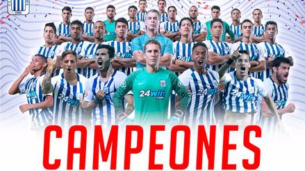 ¡Alianza Lima se coronó campeón del Torneo Apertura 2017 en Cutervo!