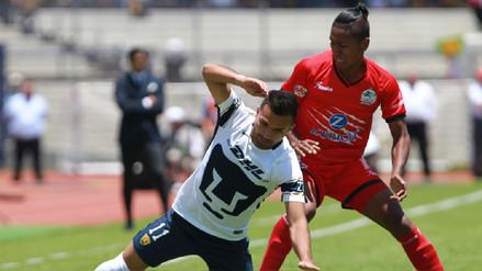 Pedro Aquino fue expulsado en la derrota de Lobos BUAP