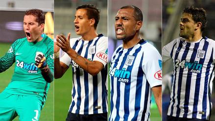 El once inicial de Alianza Lima que buscará ser campeón del Torneo Apertura