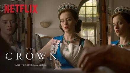 Netflix lanzó el tráiler de la segunda temporada de The Crown