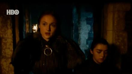 Game of Thrones: conoce el mensaje que puede enemistar a las hermanas Stark