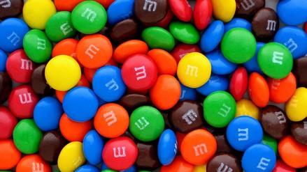 M&M's lidera las marcas de golosinas de chocolate que importa Perú