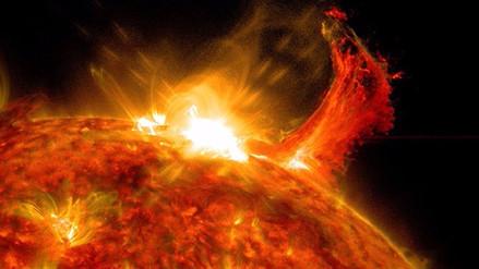Científicos explican por qué las erupciones solares se desvanecen