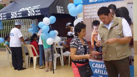 SIS transfiere más de S/9 millones para atención de asegurados de Lambayeque
