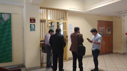 Chiclayo: fumigan carceleta de la policía judicial por temas de salubridad