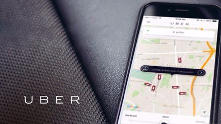 Indecopi multó a Uber con S/50,625 por omitir información a usuarios