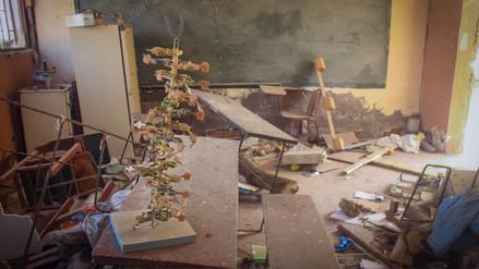 Pisco: Las grietas de la reconstrucción