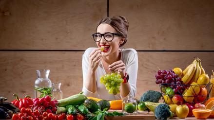 Las frutas y verduras contribuyen al 'atractivo del sudor'