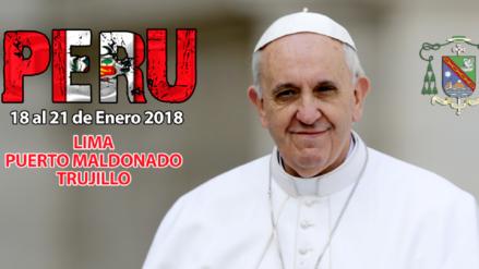 Cruz de Motupe y Divino Niño de Eten acompañarán al Papa Francisco