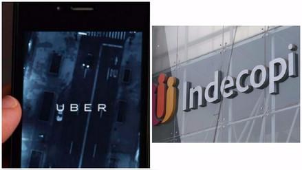 Indecopi: Uber Perú afirma que el responsable del aplicativo es Uber Holanda