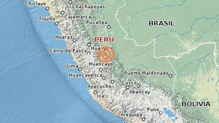 Hasta cuatro sismos remecieron el país esta madrugada