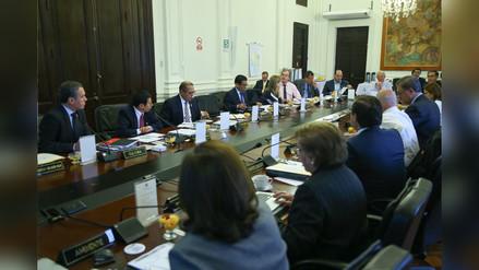 Piden sesión de Consejo de Ministros descentralizada en Cajamarca