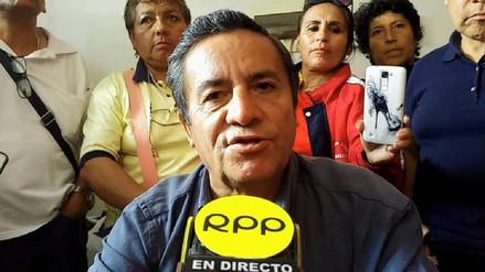 Chiclayo: docentes en huelga y funcionarios dialogaron por descuentos
