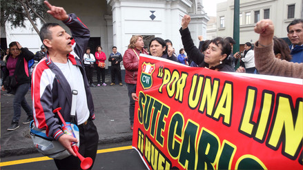 Descontarán sueldos a 5000 profesores de Lima Metropolitana