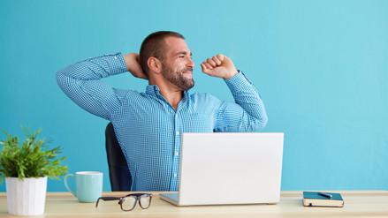 ¿Cuántas calorías quemamos en un trabajo de oficina?