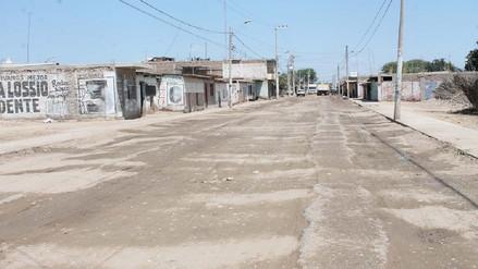 Transportistas del Bajo Piura exigen rehabilitación de carretera