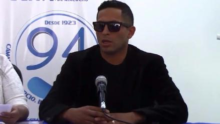 Esposo de Magaly Solier pide que se respeten los derechos de los varones