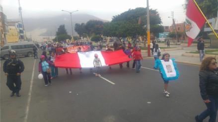 Directores de Áncash no informan sobre inasistencias de docentes en huelga