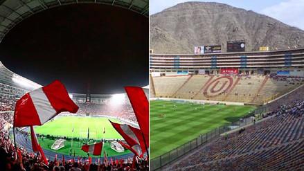 Fotos | Así lucen las canchas del Estadio Nacional y del Monumental