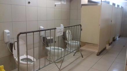 Facebook | Así respondió Metro a la denuncia de falta de privacidad en sus baños