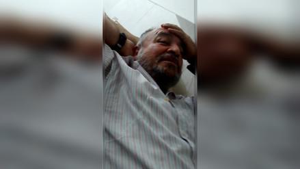 Exalcalde Roberto Torres retornó a la cárcel tras alta médica