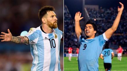 Messi y Suárez se unirían para promocionar el Mundial Argentina-Uruguay 2030