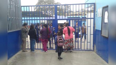 Gobernador pide a maestros poner fin a huelga