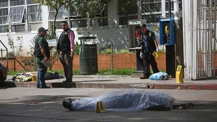 Al menos cuatro muertos en un tiroteo en un hospital de Guatemala