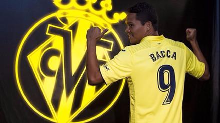 El colombiano Carlos Bacca es nuevo refuerzo del Villarreal