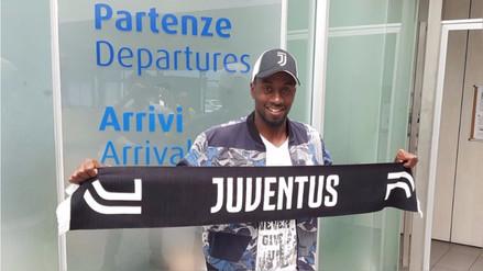 Juventus fichó al mediocampista francés Blaise Matuidi del PSG