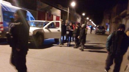 Juliaca: tres personas fueron asesinadas durante estado de emergencia