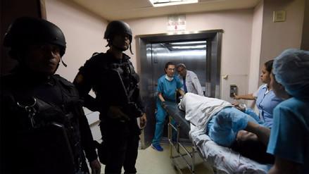 Mara Salvatrucha mata a siete en hospital al rescatar a reo en Guatemala
