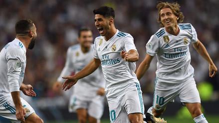 Marco Asensio, el crack del Real Madrid que pudo ser de Barcelona