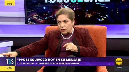 Luz Salgado:
