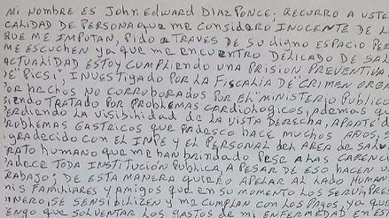 """Expolicía detenido por caso """"Hermandad del Norte"""" alega inocencia"""