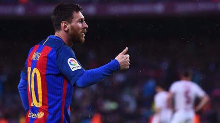El emotivo mensaje de Lionel Messi sobre el atentado terrorista en Barcelona