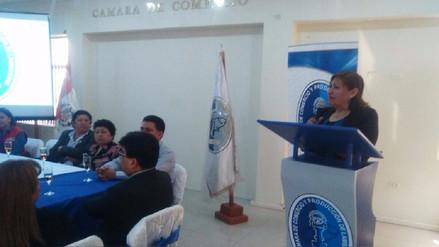 Ministra de la Mujer inauguró Centro de Emergencia en comisaría