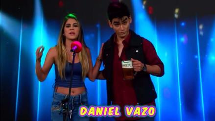 Carlos Álvarez parodia bochornosa presentación de Daniel Lazo