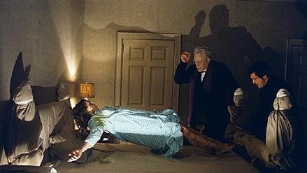 Los Simpson: Director de El Exorcista en especial por Halloween