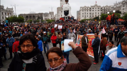 Los puntos que el Gobierno no puede resolver para acabar con la huelga de maestros