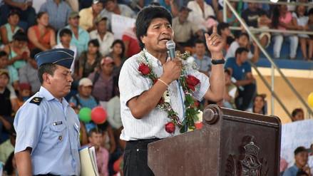 """Evo Morales: """"Defender a Venezuela es defender a toda América Latina"""""""