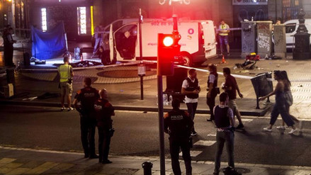 Un nuevo atentado en Cambrils deja a cinco terroristas muertos