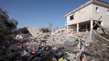 Vinculan atentado de Barcelona con explosión de un casa una noche antes